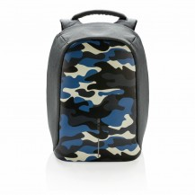 XD design Bobby Compact Anti-theft Backpack Camouflage Blue