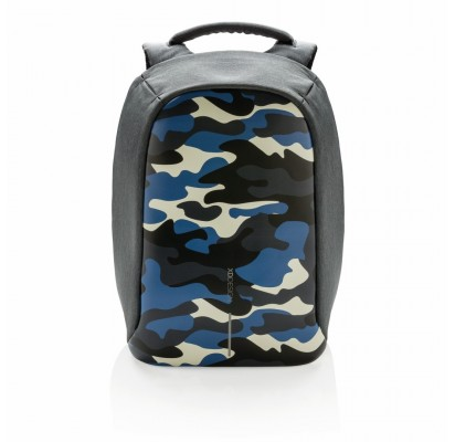 XD design Bobby Compact anti-tyveri-rygsæk Camouflage Blue
