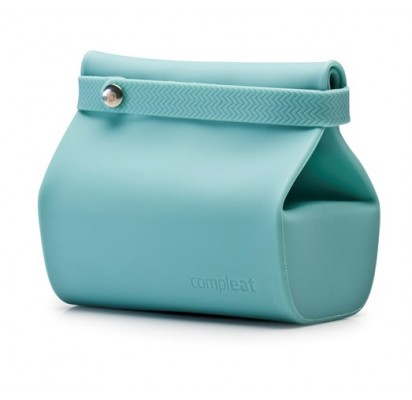 Compleat FoodBag - madpose, blå