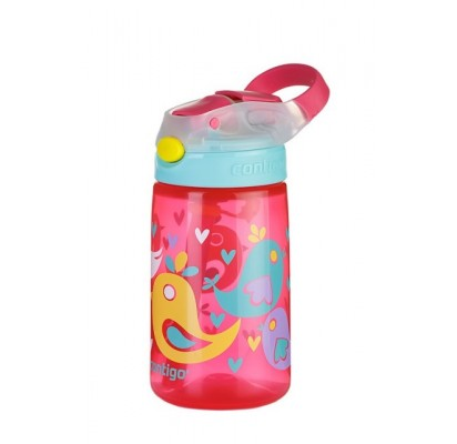 Contigo Kids Water Bottle Gizmo flip