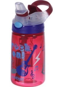 Contigo Kids Water Bottle Gizmo flip Cardinal rock