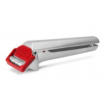 "Dreamfarm Garlic Press ""Garject"", Red"