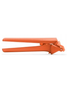 "Dreamfarm Garlic press ""Garject lite"", orange"