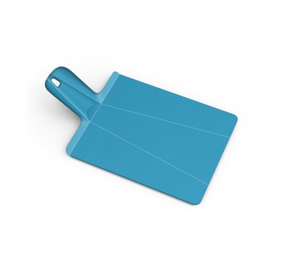 Joseph Joseph cutting board Chop2pot, blue