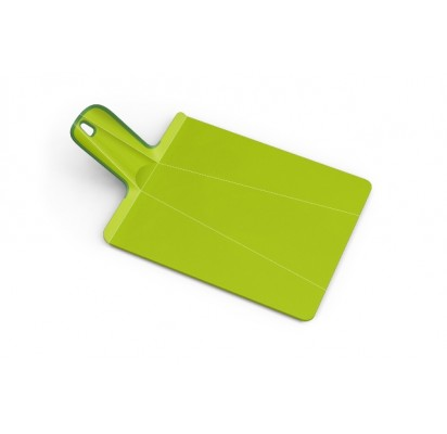 Joseph Joseph cutting board Chop2pot, green