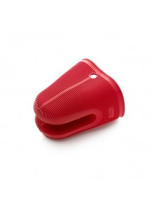 Lekue Silicone Kitchen Grip, red