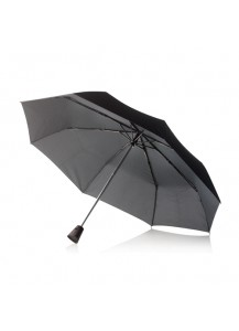 "XD Design 2in1 auto open/close umbrella ""Brolly"", black"