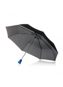 "XD Design 2in1 auto open/close umbrella ""Brolly"", blue"