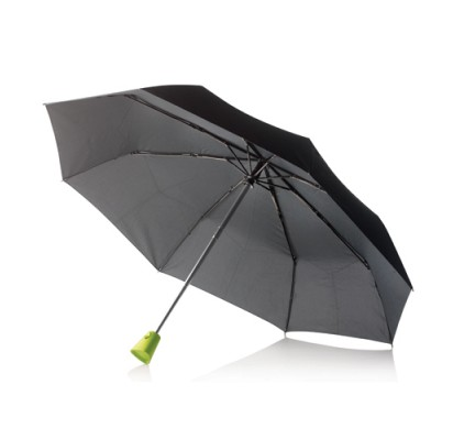 "XD Design 2in1 auto open/close umbrella ""Brolly"", green"