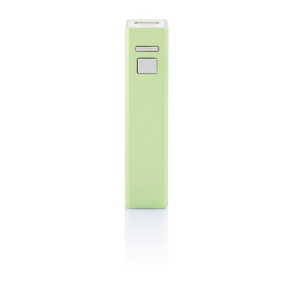 Loooqs Powerbank 2200mAh, green