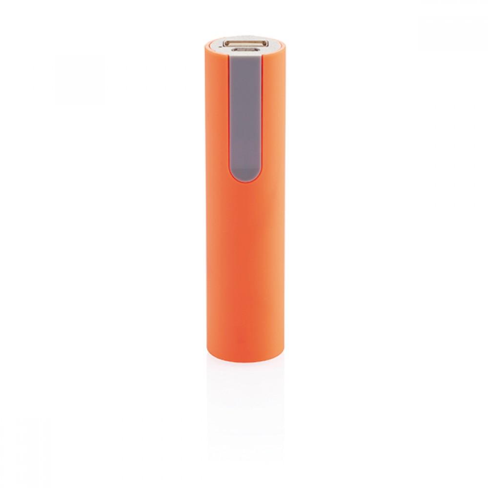 Decorate Xd : Loooqs Portable battery 2200 mAh, orange