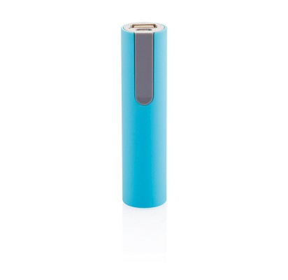 Loooqs Portable battery 2200 mAh, blue