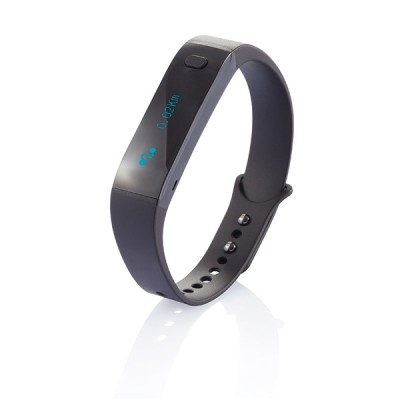 Loooqs Smart activity tracker, black