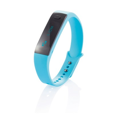 Loooqs Smart activity tracker, blue