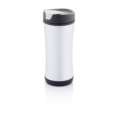 "XD design Eco mug ""Boom"", black"