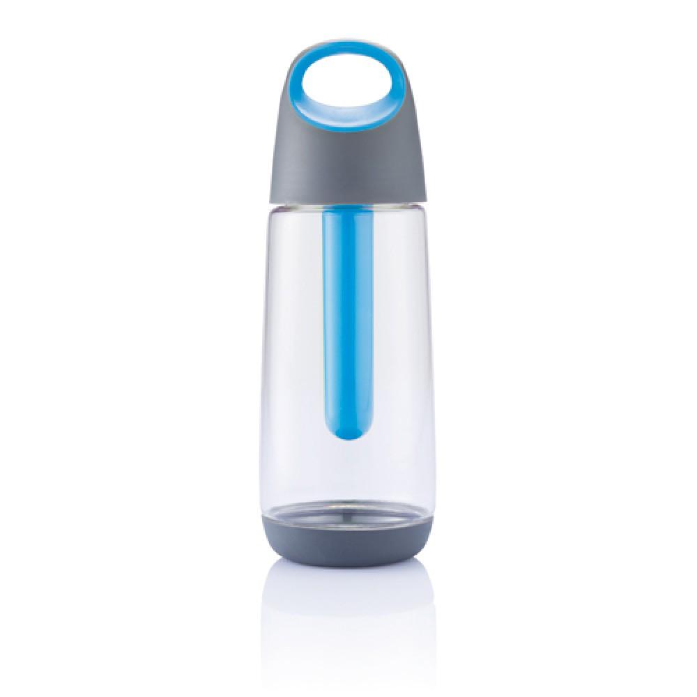 Xd design water bottle bopp cool blue for Decor water bottle