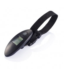 Loooqs Digital luggage scale, black