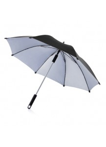XD Design 'Hurricane' Storm Umbrella 23', black