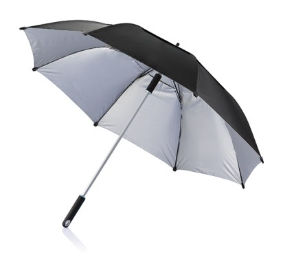 XD Design 'Hurricane' Storm Umbrella 27', black