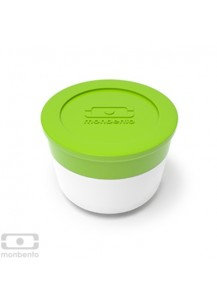 Monbento Sauce cup Temple L, green