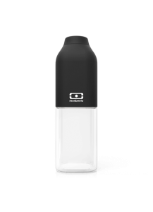 Monbento Water bottle Positive M, black