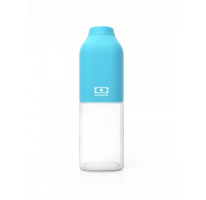 Monbento Water bottle Positive M, blue