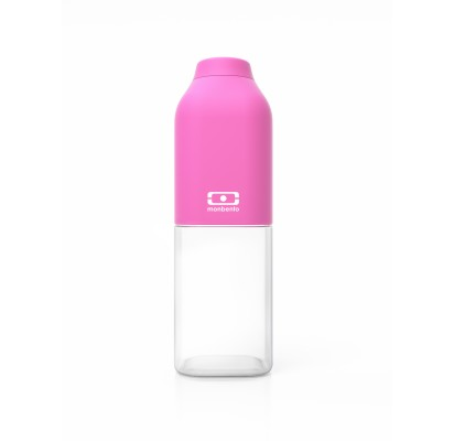 Monbento Water bottle Positive M, pink