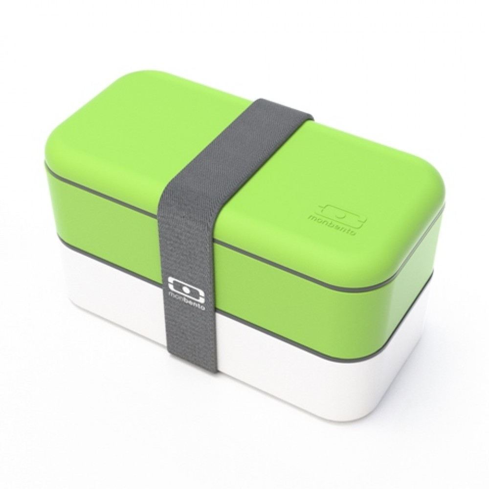 Double lunch box to store food for Bento lunch box isotherme