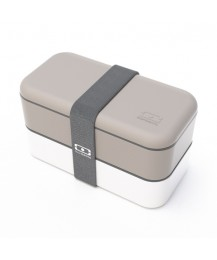Monbento Lunch box Original, grey