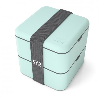 Monbento Lunch box Square, matcha