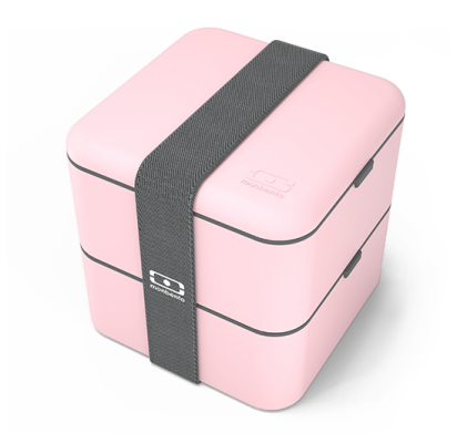 Monbento Lunch box Square, litchi