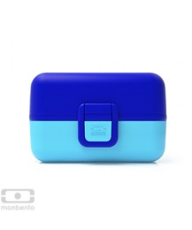 Monbento Food boxes set Tresor, blue