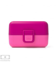 Monbento Food boxes set Tresor, pink