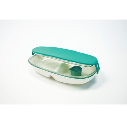 Compleat Gourmet - Lunchbox, blue