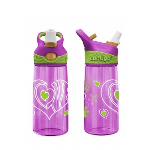 Image of   Contigo Striker Drikkeflaske til B?rn, Violet