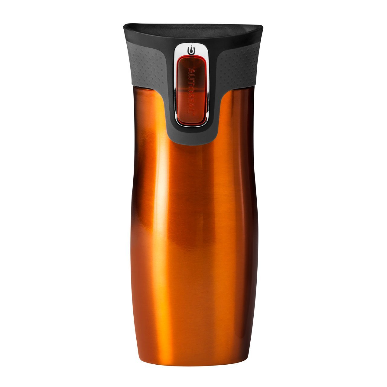 "Image of   Contigo ""West Loop"" - Termokrus, orange"