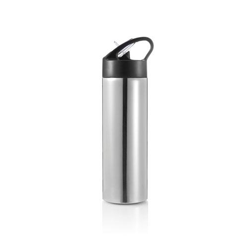 Image of   XD Design Sport flaske med suger?r, s?lv