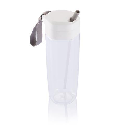 Image of   XD design Vandflaske med suger?r Turner, hvid