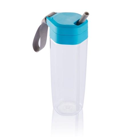 Image of   XD design Vandflaske med suger?r Turner, bl?