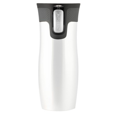 Contigo 'West Loop' termo puodelis 470ml, baltas