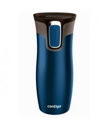 Contigo 'West Loop' termo puodelis 470ml, mėlynas