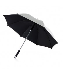 XD Design 'Hurricane' Storm Umbrella 23', grey
