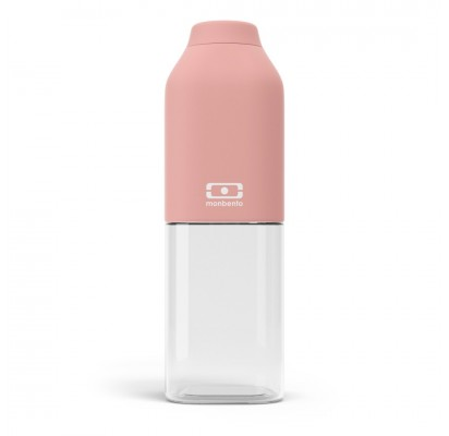 Monbento Vandens buteliukas Positive M, pink flamingo