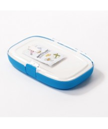 Compleat Priešpiečių dėžutė vaikams Clean, mėlyna