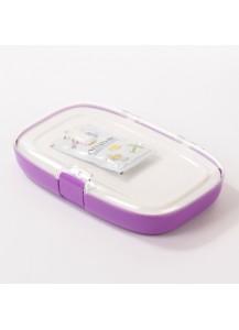 Compleat Priešpiečių dėžutė vaikams Clean, violetinė