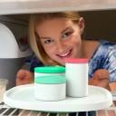 Kitchen+Innovation Besisukantis padėklas maistui