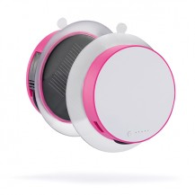 XD Design Window Solar Charger 'Port', cerise