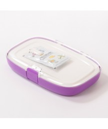 Compleat Clean - Lunchboxen, lila